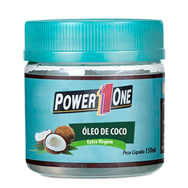 Óleo de Coco 150ml - Power One