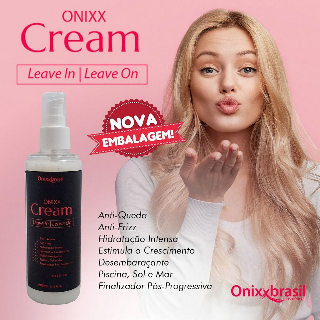 Onixx Cream 200 Ml - Onixxbrasil