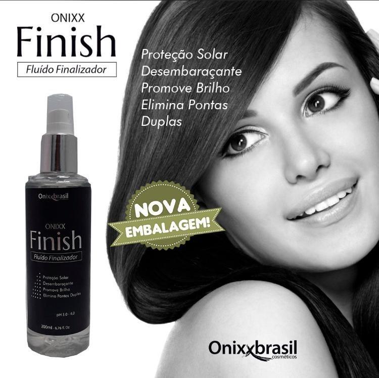 Onixx Finish 200 ml - Onixxbrasil