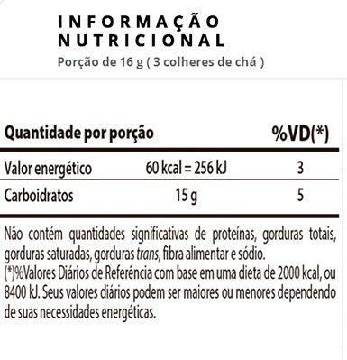 Palatinose 300 g - Nutrify