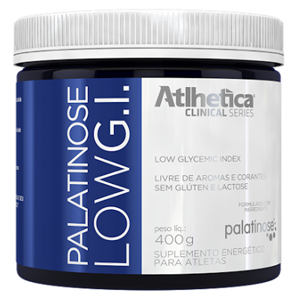 Palatinose Low G.I. 400 g - Atlhetica
