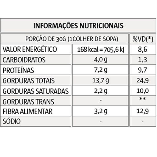 Pasta de Amendoim - Cacau - 1 kg - Vitapower