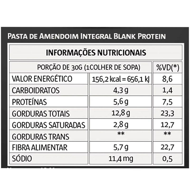 Pasta de Amendoim Premium Chocolate Branco 1kg - Vitapower
