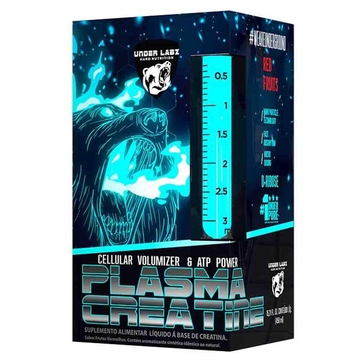 Plasma Creatine 450ml 30 doses - Under Labz
