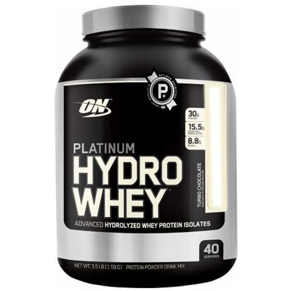 Platinum Hydrowhey 1,5 Kg - Optimum Nutrition