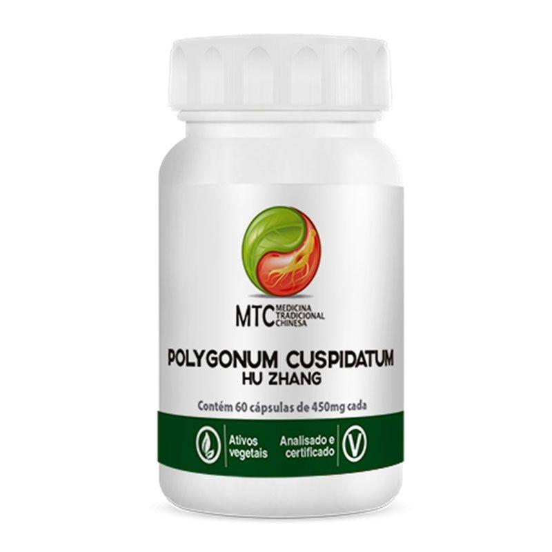 Polygonun Cuspidatum - Hu Zhang (60 cápsulas) - Vitafor