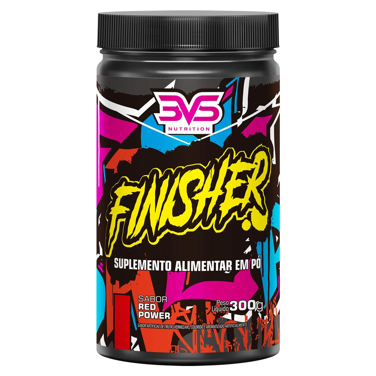 Pós Treino Finisher 300g - 3VS Nutrition Finisher