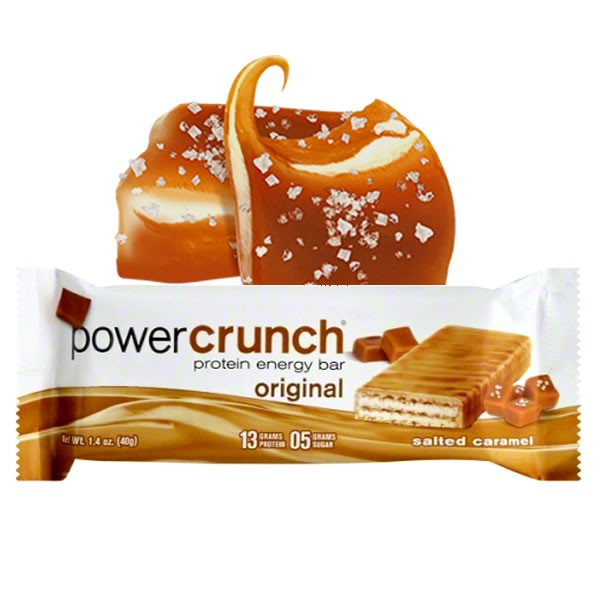 Power Crunch Bar 40 g Salted Caramel