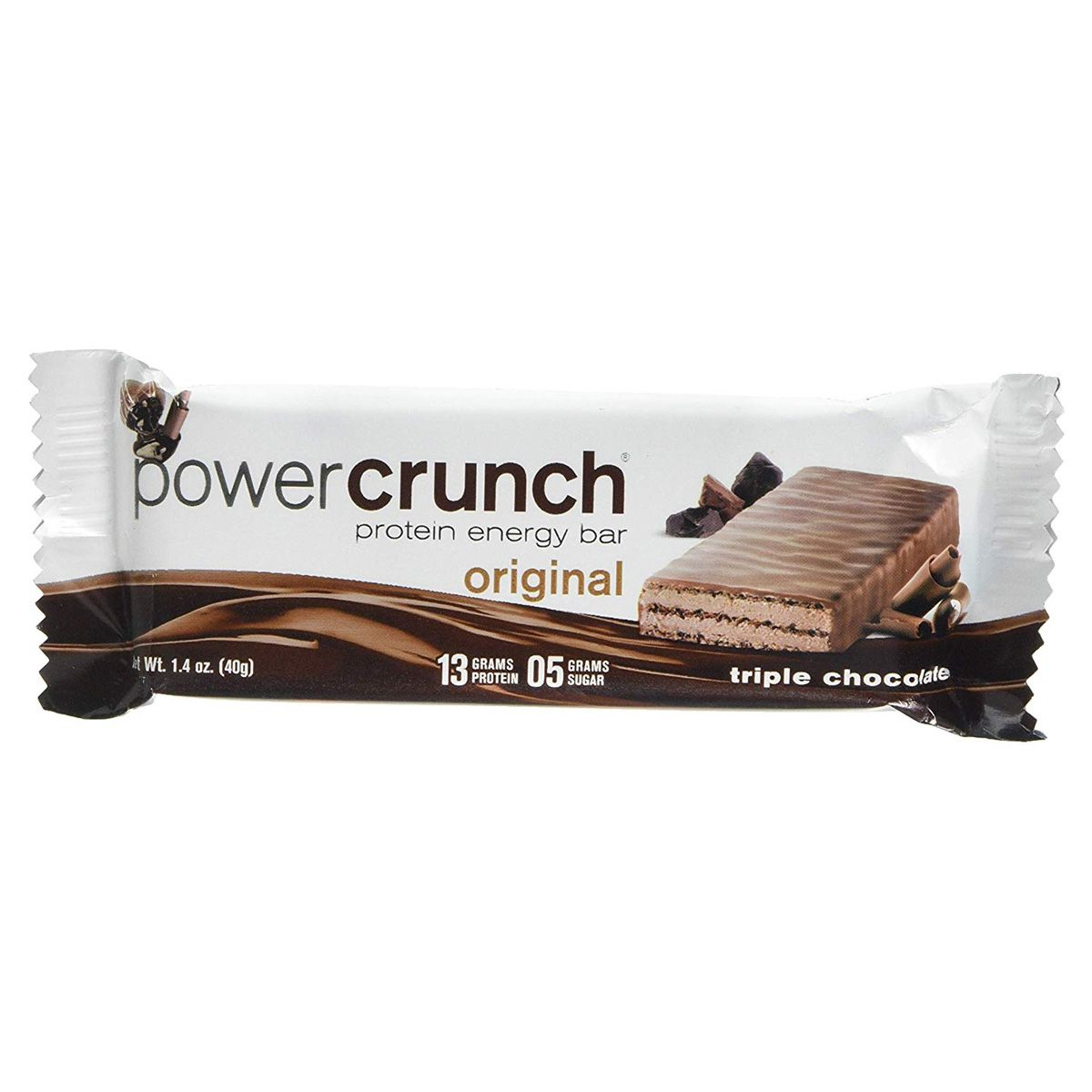 Power Crunch Bar - 40 g - Triple Chocolate