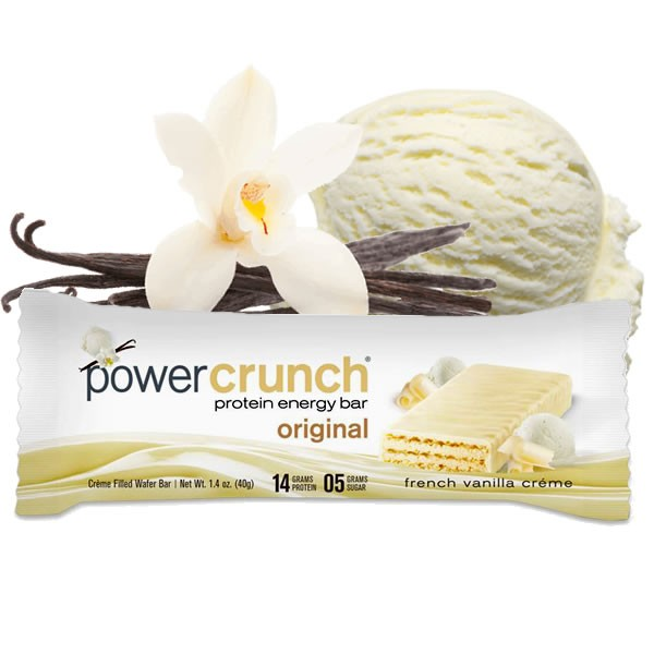 Power Crunch Bar 40 g Vanilla