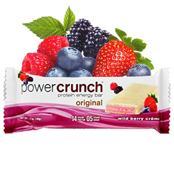 Power Crunch Bar 40 g Wild Berry