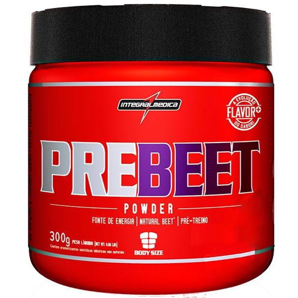 Pre Beet Powder 300 g - Integral Médica