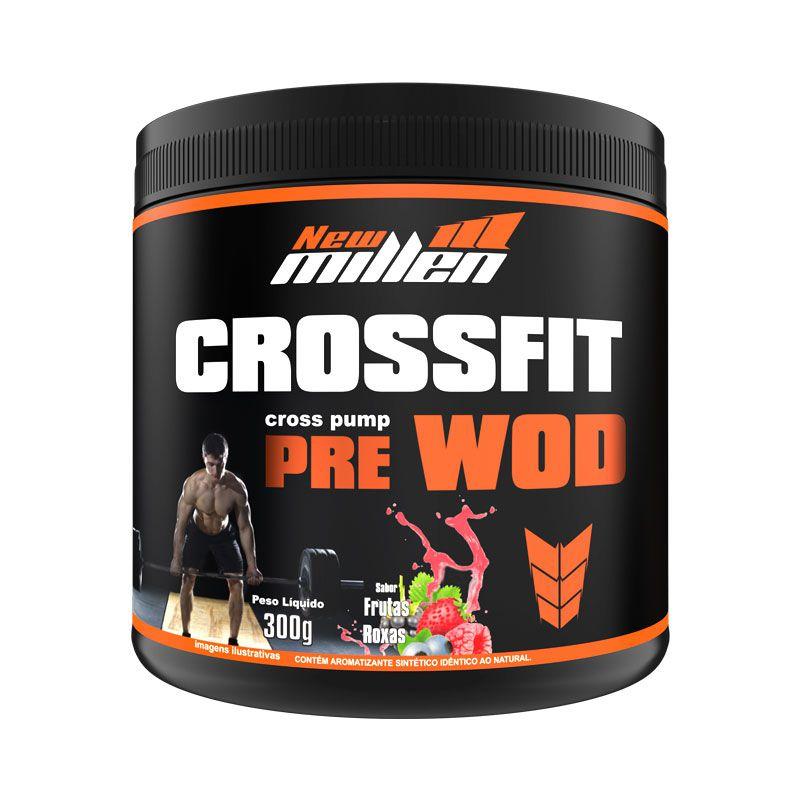 Pré Wod Crossfit 300g - New Millen