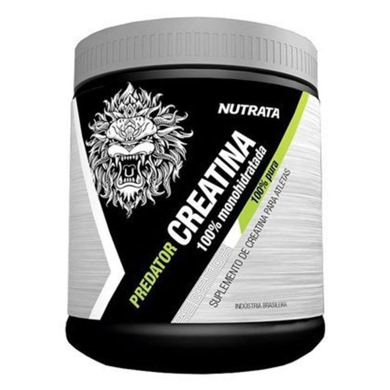 Predator Creatina 100% Monohidratada 150g - Nutrata