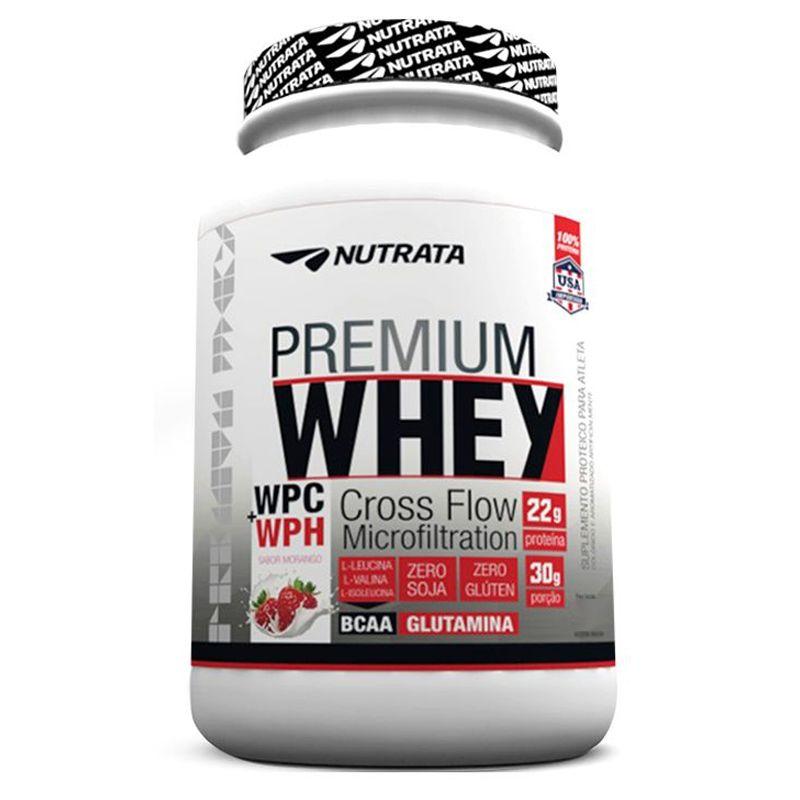 Premium Whey - 2Kg - Nutrata