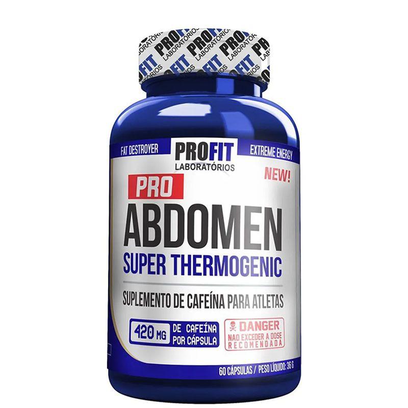 Pro Abdomen  60 Cápsulas - Profit