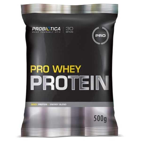 Pro Whey Protein 500 g - Probiótica