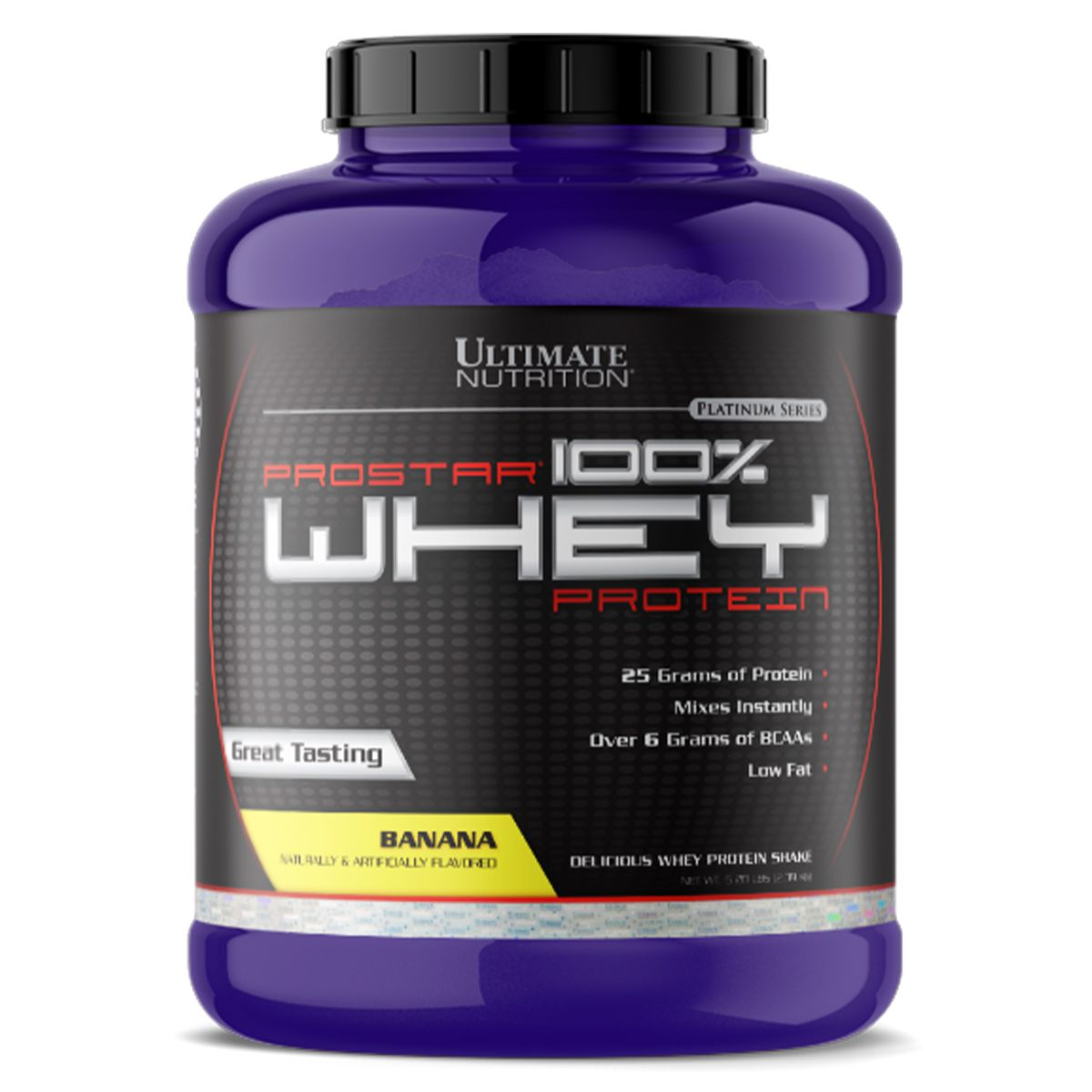 Prostar 100% Whey Protein 2,3kg - Ultimate Nutrition