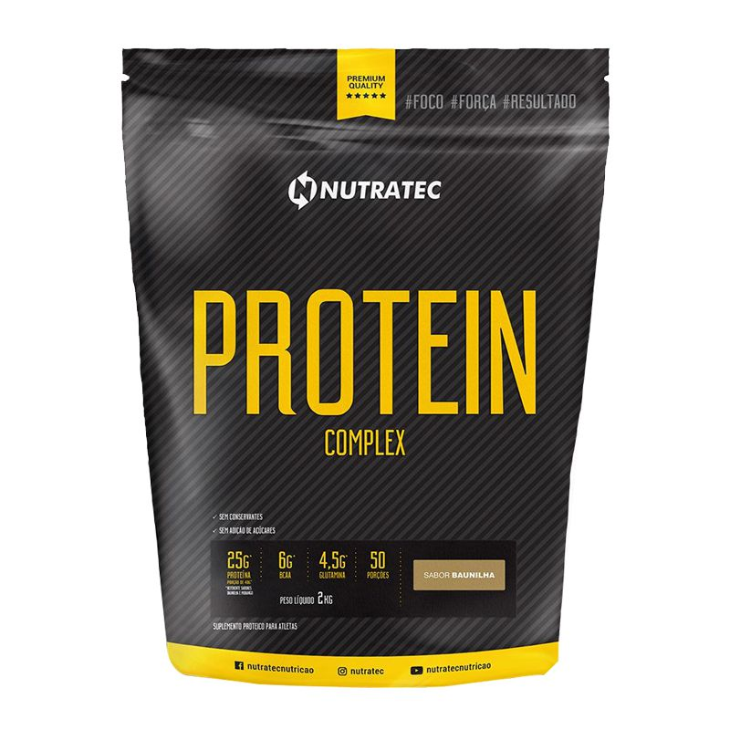 Protein Complex - 2Kg - Nutratec