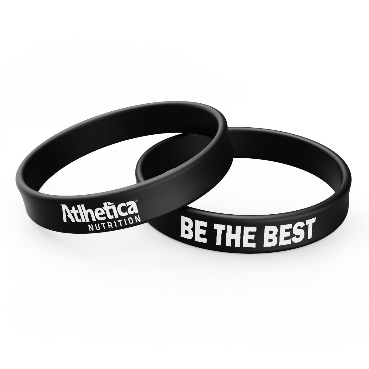 Pulseira Be The Best - Atlhetica Nutrition