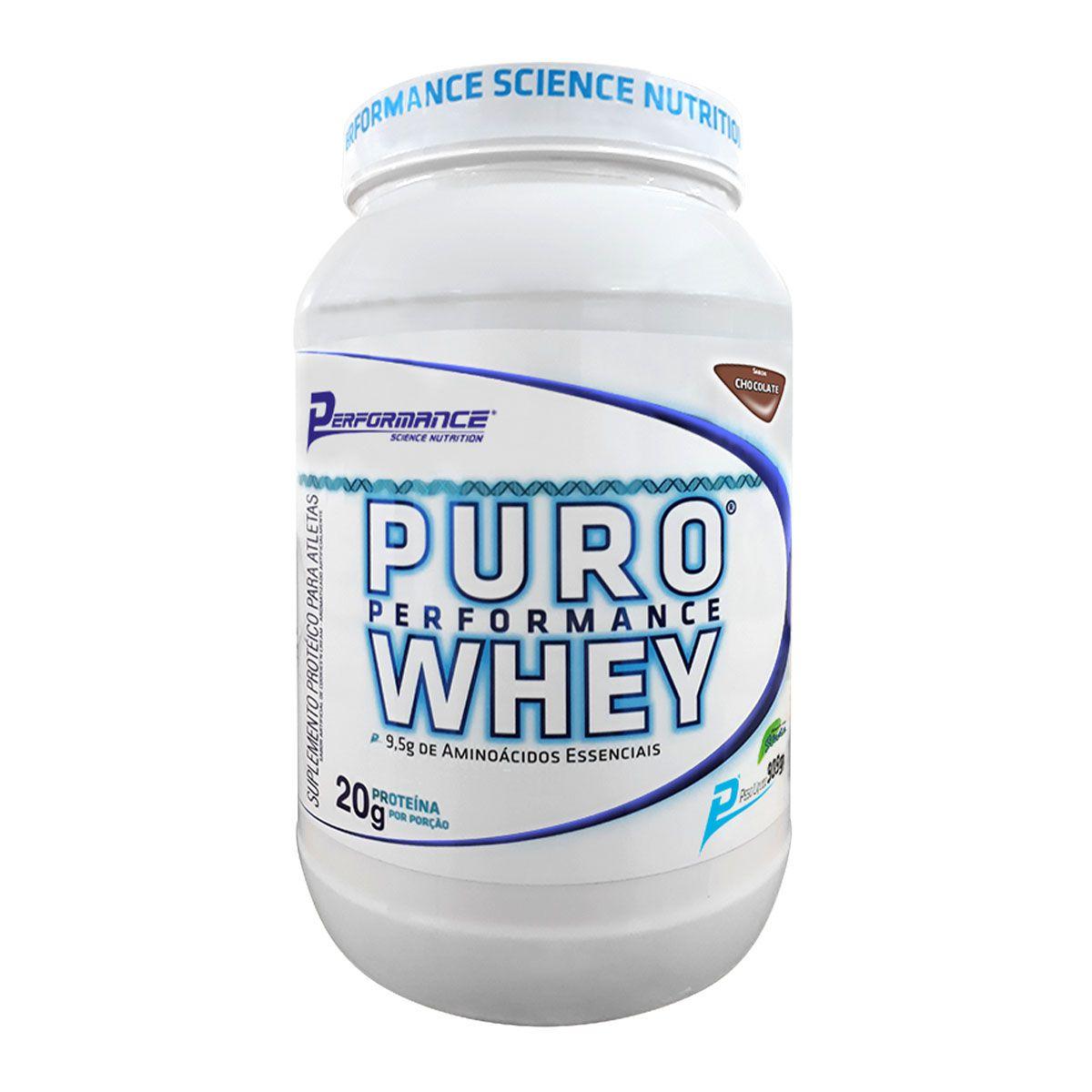 Puro Whey 909g - Performance Nutrition