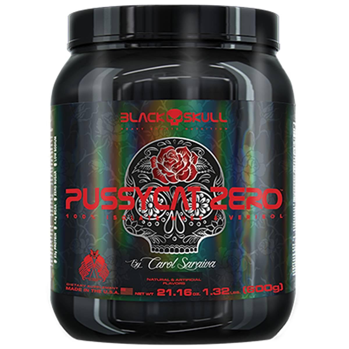 Pussycat Zero 600 g - Black Skull