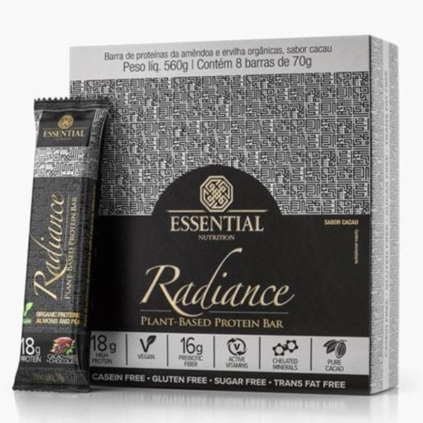 Radiance - 8 unidades - Essential Nutrition