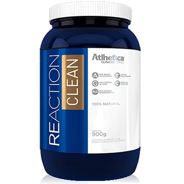 Reaction CLEAN 900 g - Atlhetica