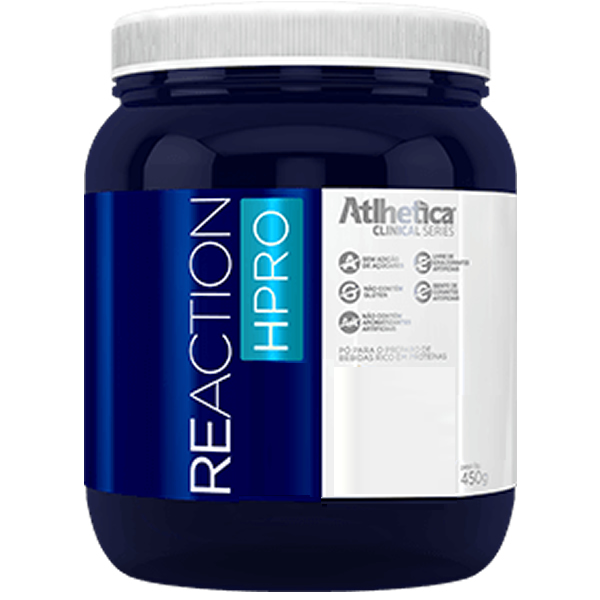 Reaction HPRO 450 g - Atlhetica