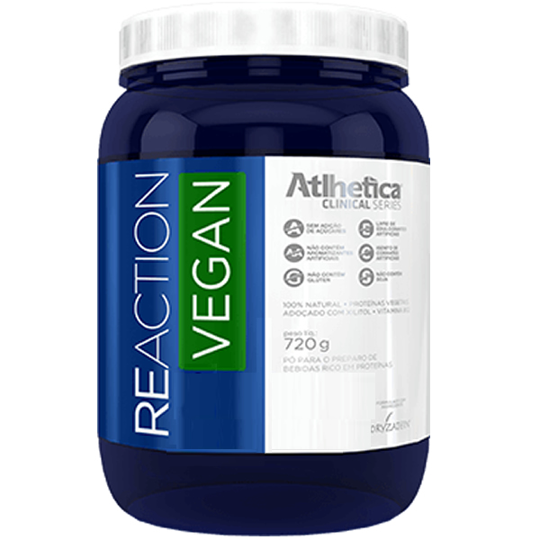 Reaction Vegan 720 g - Atlhetica