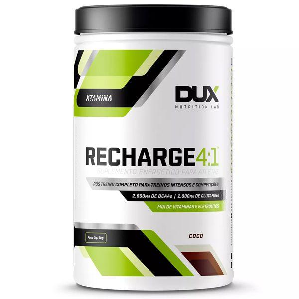 Recharge 4:1 - 1kg - Dux Nutrition