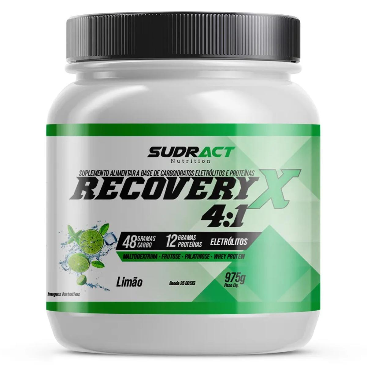 Recovery X 4:1 975g - Sudract