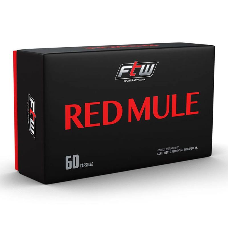 Red Mule 60 cápsulas - FTW