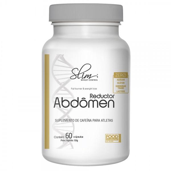 Reductor Abdomen 60 cápsulas - Slim
