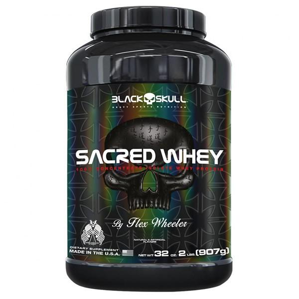 Sacred Whey 907 g - Black Skull