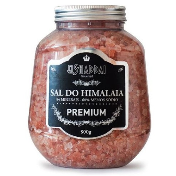Sal do Himalaia 800g - El Shaddai