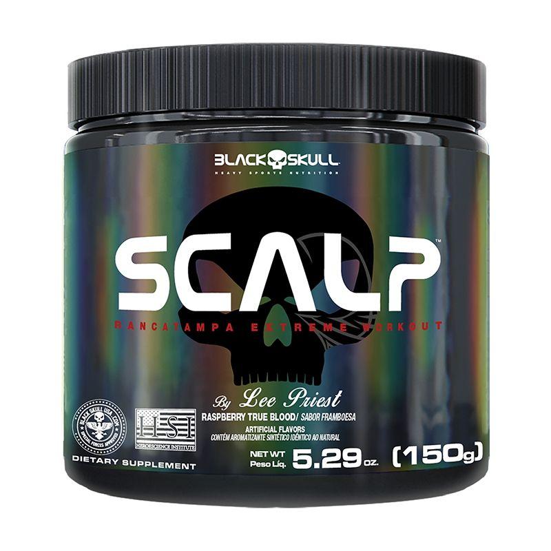 Scalp - 150g - Black Skull