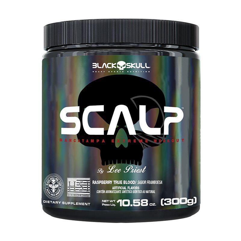 Scalp - 300g - Black Skull