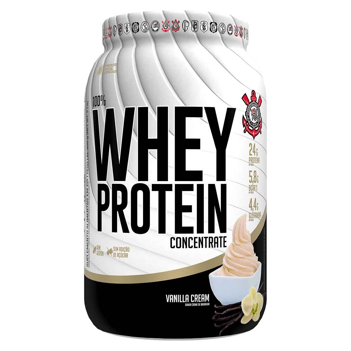 SCCP 100% Whey Protein Concentrado 900g - Forster Nutrition