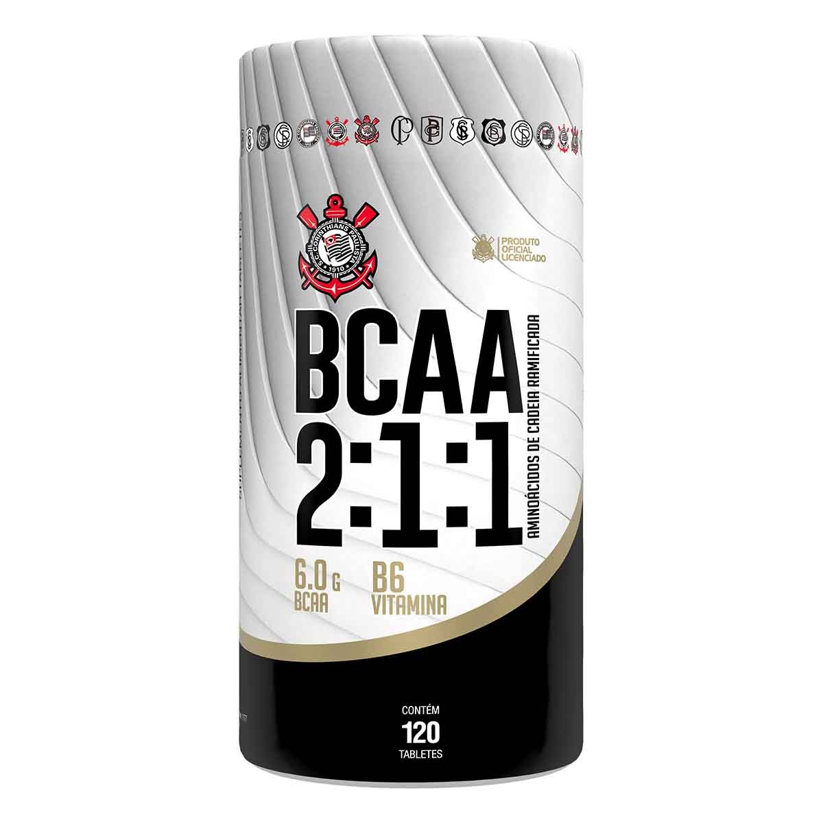 SCCP BCAA 2:1:1 120 Tabletes - Forster Nutrition