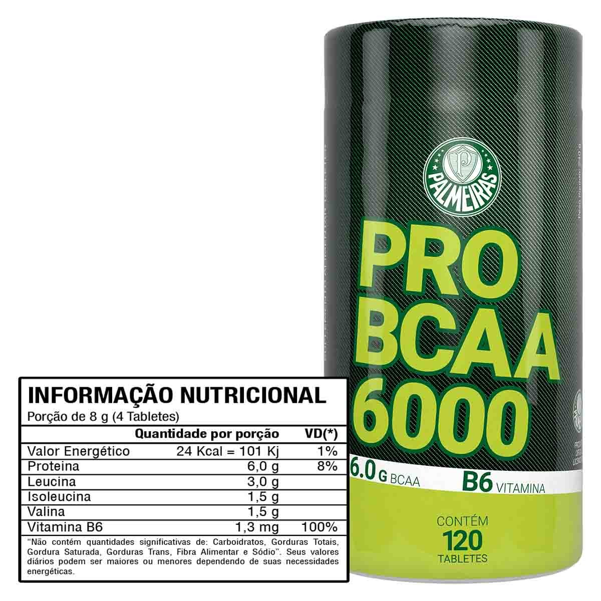 SEP Pro BCAA 6000 120 Tabletes - Forster Nutrition