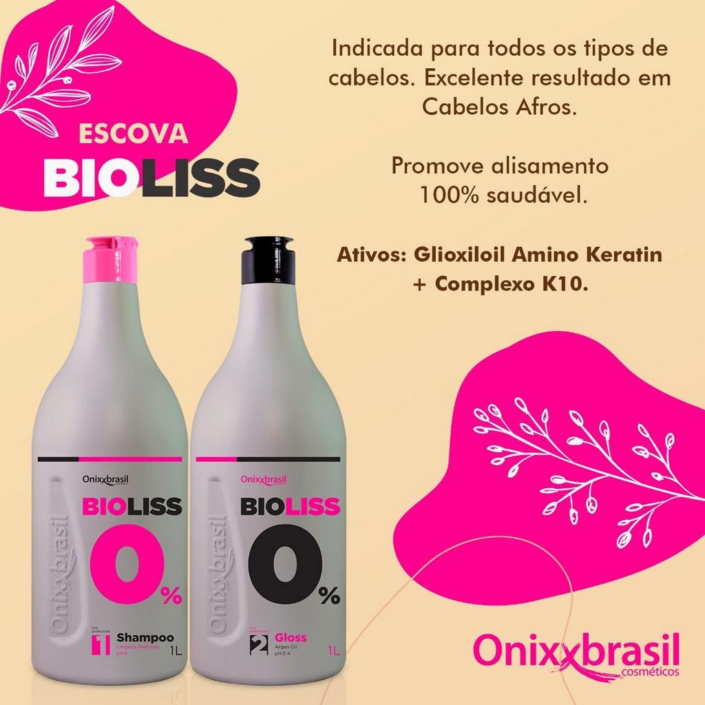 Shampoo 0% Bioliss 1L - Onixxbrasil