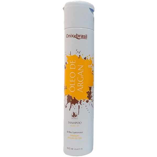 Shampoo Óleo De Argan 300ml - Onixxbrasil