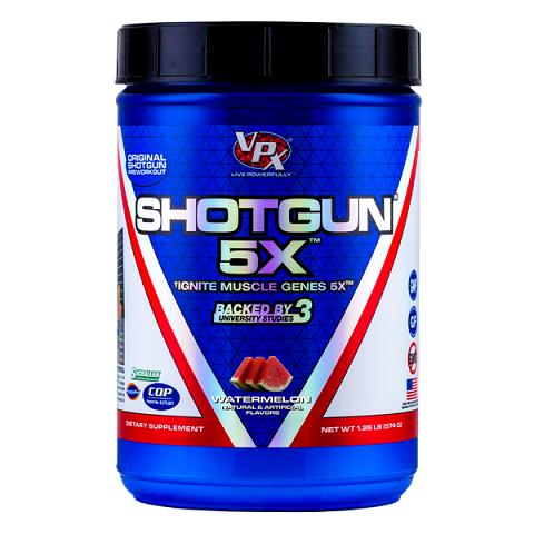 Shotgun 5x 574 g - VPX