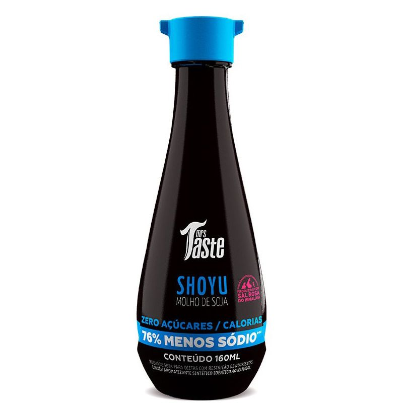 Shoyu 160ml - Mrs Taste