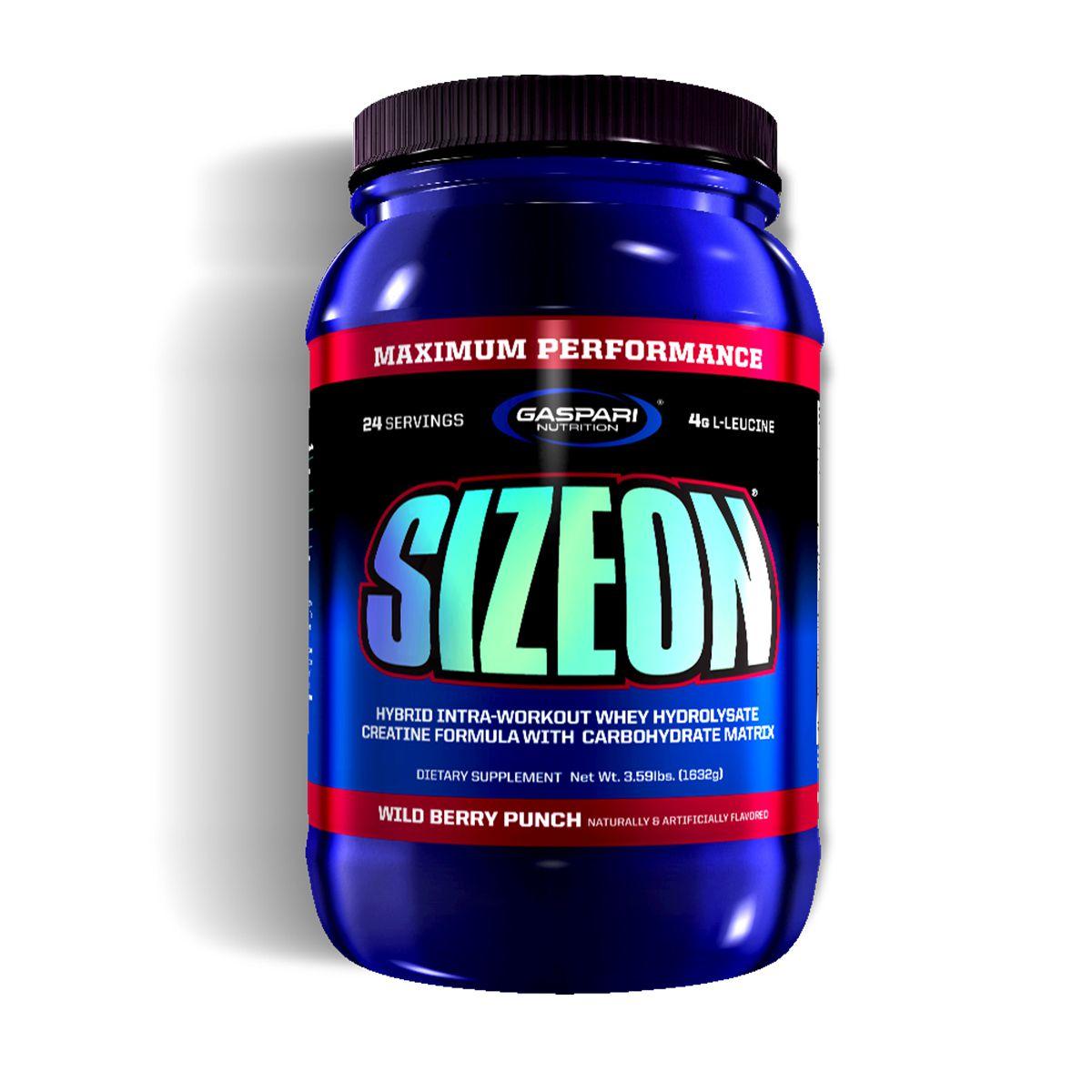 Sizeon Intra Treino - 1,5Kg - Gaspari Nutrition