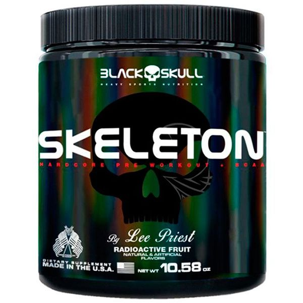 Skeleton 150 g - Black Skull