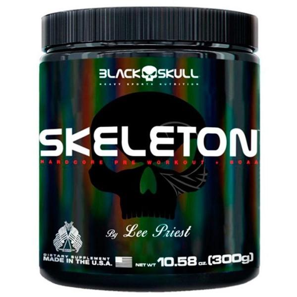 Skeleton 300 g - Black Skull