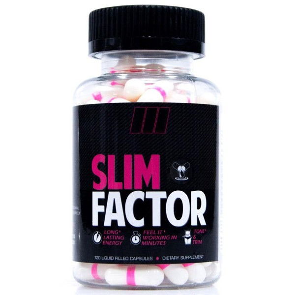 Slim Factor 120 cápsulas - PNT