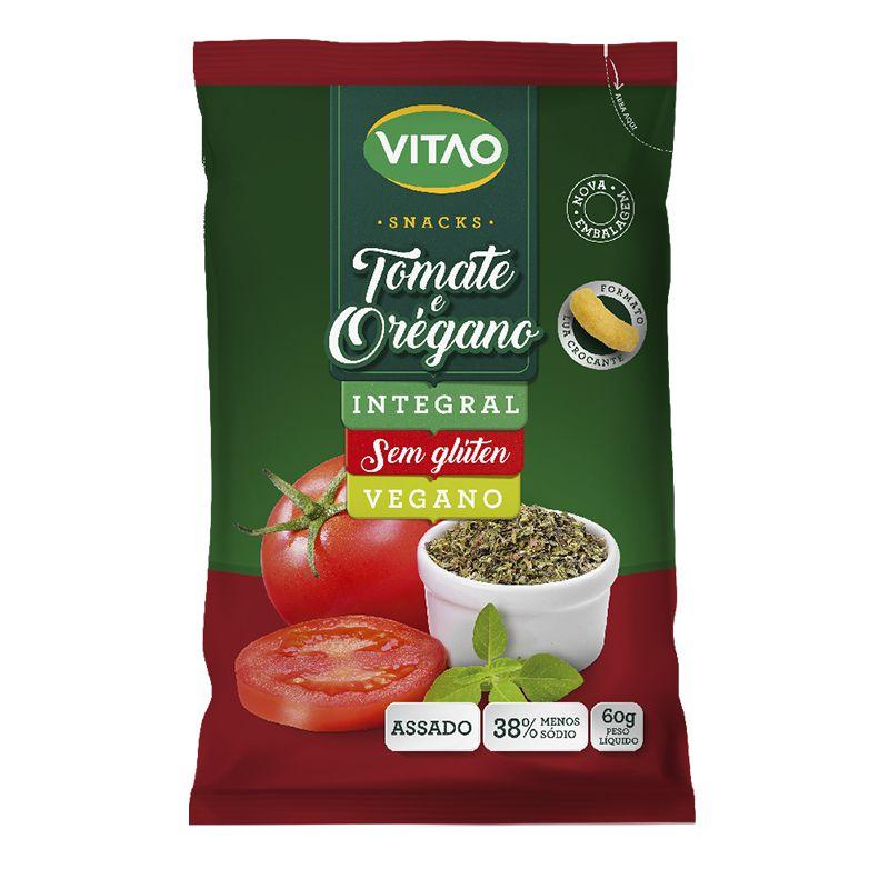 Snack Integral Vegano - 60g - Vitao